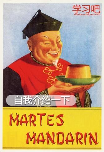 martes mandarin 1